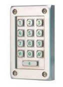 Paxton Access 521-715-US Switch2/Net2 Vandal Resistant IPX7 Metal Keypad