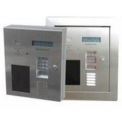 Pach & Company 92KCR35FFP 2000 Tenant/3500 Access Codes/Cards Adv Feature with Software TACS Full Flush with Trm Ring