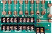 Altronix PD8UL, 8 Output Power Distribution Module