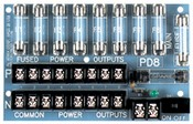 Altronix PD8, 8 Output Power Distribution Module