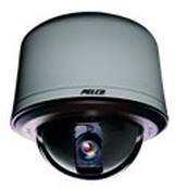 Pelco SD4E36F0 Day/Night H.264 IP PTZ Smoked Dome Camera with 36X Zoom