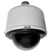 Pelco SD4NB1X Spectra Mini Ip Clear Dome Black