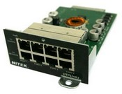 Nitek POE48 Power Ethernet Card