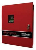 Potter PFC-4410-RC 4 Zone Releasing Control Panel (Red Cabinet) 3006203