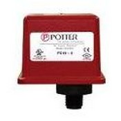 Potter PS101 Waterflow Pressure Switch Psi 4-20 1 Contact