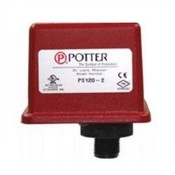 Potter PS120-2 Pressure Switch With Two Sets SPDT Contacts