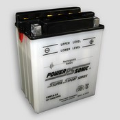 Powersonic 12N14-3A Conventional Power Sports Battery