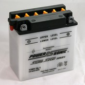Powersonic 12N9-3A-1 Conventional Power Sports Battery