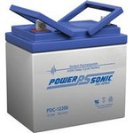 Powersonic PDC1235NB 12V 35Ah Deep Cycle N/ B Batt