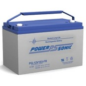 Powersonic PG-12V103 FR 12V 103AH Power-Guard Rechargeable Sealed Lead Acid Battery