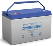 Powersonic PS-121100 12V 110AH Sealed Rechargeable Battery