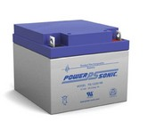 Powersonic PS-12260F2 Rechargeable Sealed Lead Acid Battery