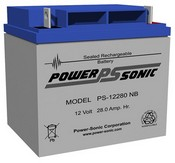 Powersonic PS-12280NB Battery 12 Volt 280 Amp Hour