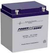 Powersonic PS-12280 12 Volt 280 Amp Hrs Sealed Led Acid Battery