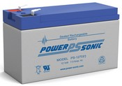 Powersonic PS-1270F2 Sealed Lead Acid Battery