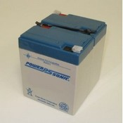 Powersonic PS-1282S Rechargeable Sealed Lead Acid Battery