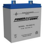 Powersonic PS-6360-NB Rechargeable Sealed Lead-Acid Battery