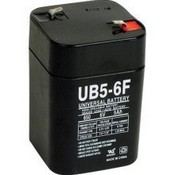 Powersonic PS650LF 6V 5Amp Battery F1 Terminal