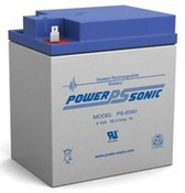 Powersonic PS-6580 6volt 58ah Sealed Battery