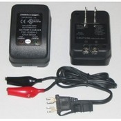 Powersonic PSC-12500A-C Sealed Lead Acid Battery Charger - Automatic Switchover 12 volt/05 Amp Nominal