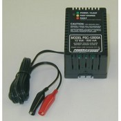 Powersonic PSC-12800A Sealed Lead Acid Battery Charger - Automatic Switchover 12 volt/08 Amp Nominal