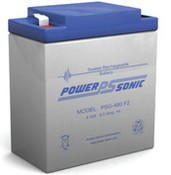 Powersonic PSG-480 4V 8AH Power-Sonic Sealed Rechargeable Battery