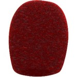 Electro-Voice 379-2 Red Windscreen Pop Filter for RE16, RE50, N/D967, 767a, 367s, 267a, RE410 and RE510