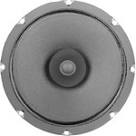 Electro-Voice 209-4T 10 W 8 in. Utility Ceiling Speaker with 4 W 25/70.7/100 V Transformer (4-, 2-, 1-, and 0.5 W Taps)