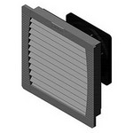 Chatsworth  37921-004 Enclosure Filter Fan, Exhaust, 560 CFM, 230 Volt AC, 11.5