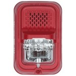 System Sensor P2GRL Horn Strobe 2W Red Wall, Compact