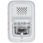 System Sensor P2GWL Horn Strobe 2W White Wall, Compact