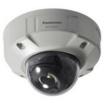 Panasonic Digital Communication WVS2531LN 1080P H.265 Outdoor Vandal Dome W/Ir Led