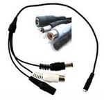 Azco Technologies AZMIC Mic, Uses Be 12V 10Ma Power Adapter Sold