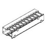 Chatsworth  30330-719 Universal Horizontal Cable Manager-Single Sided; 19.25