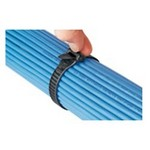Panduit ERT2M-C20 Elastomeric Cable Tie, Releasable, 8.5