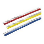 Panduit FSD78-8-DSL0 Insulated Ferrules on Strips, Single Wire, 16 AWG (1.5mm2), 0.31
