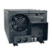 Tripp-Lite PV2400FC PowerVerter® Plus 2400W Industrial-Strength Inverter with 2 Outlets