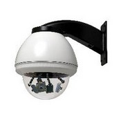 Videolarm QFDWC450NA 7 Outdoor Dome Camera System W/Wall Mount