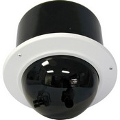 Videolarm QIRMT250NA QView Vandal-Resistant Indoor Dome (Tinted)