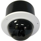 Videolarm QIRMT350NA QView Vandal-Resistant Indoor Dome (Tinted)