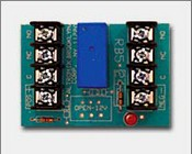 Altronix RB524, Relay Module - 24VDC Operation, 40ma Current Draw