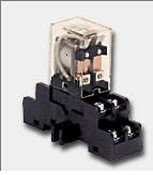 Altronix RDC24, DIN Rail Mount UL Recognized Relay & Base