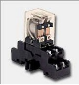 Altronix RDC48, DIN Rail Mount UL Recognized Relay & Base