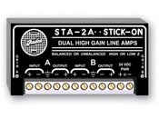 Radio Design Labs STA-2A Dual High Gain Line Amplifiers