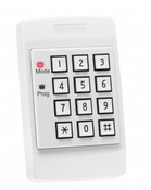 Rosslare Security AY-D19 Indoor PIN & Proximity Card Reader with Bell Button