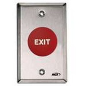 Rutherford Controls 908ER Red Exit Cap Only For 908 Pushbutton