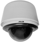 Pelco S5118-EG0 18x Spectra HD IP Outdoor Pendant PTZ Dome System, Smoked Dome