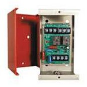 Space Age Electronics MR201CR Relay Cabinet Red