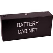 Space Age Electronics SSU00506 - BATTERY - MINI BATTERY CABINET, BLK