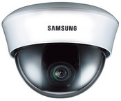 Samsung SCC-B5352 2.5-6mm Varifocal Day/Night Dome Camera